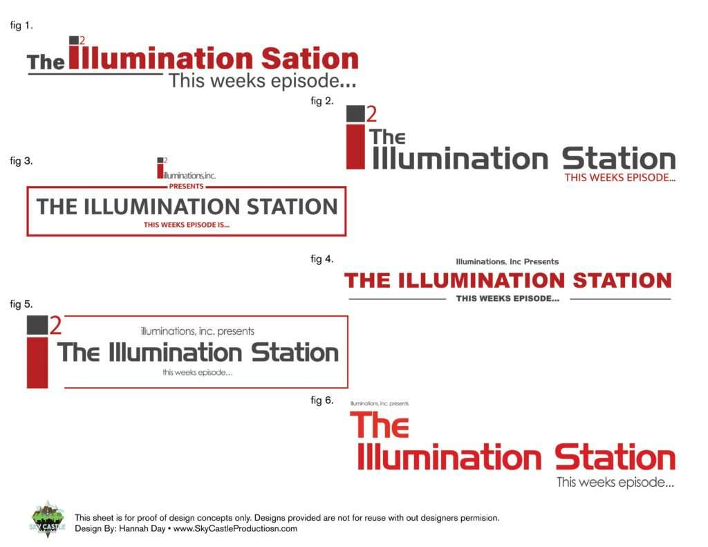 TheIlluminationStation-LogoConcepts